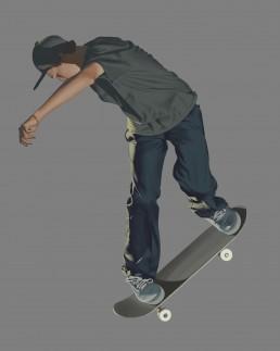 Skater Study 06