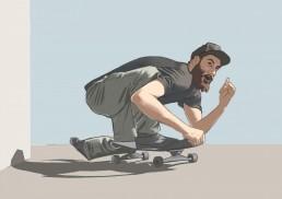 Skater Study 08