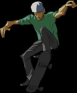 Skater Study 03